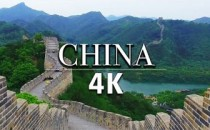 中国长城4K航拍 The Great Wall of China in 4k